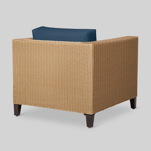 Fullerton Wicker Patio Club Chair - Project 62™ : Target