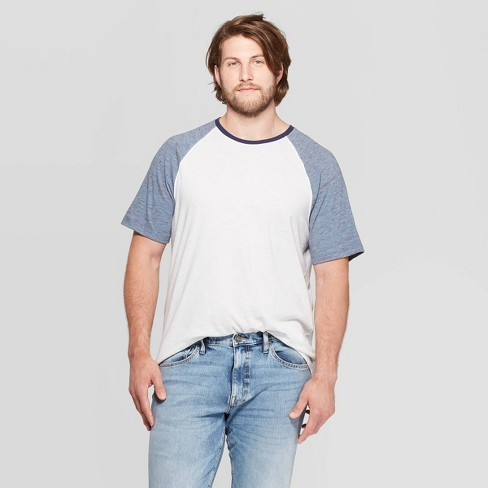 Men's Big & Tall Novelty Graphic T-Shirt - Goodfellow & Co™ Overcast - image 1 of 3