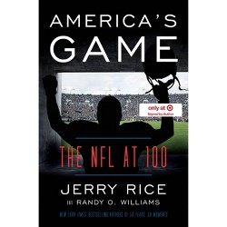 America's Game - Target Exclusive by Jerry Rice (Hardcover)