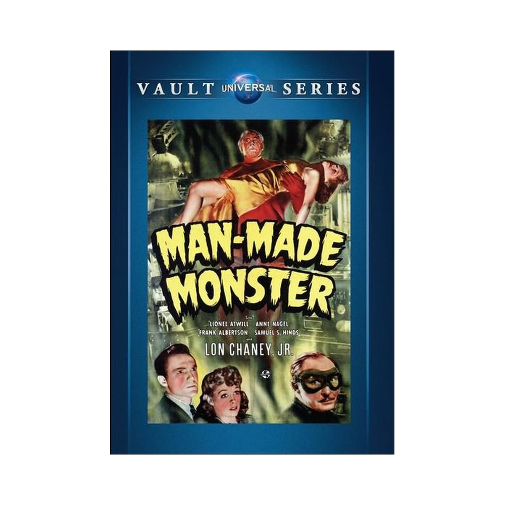 Man Made Monster (Dvd), Movies