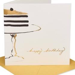 Happy Birthday Cake Print Cards - Papyrus