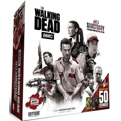 Walking Dead - No Sanctuary (Survivor Edition) Board Game