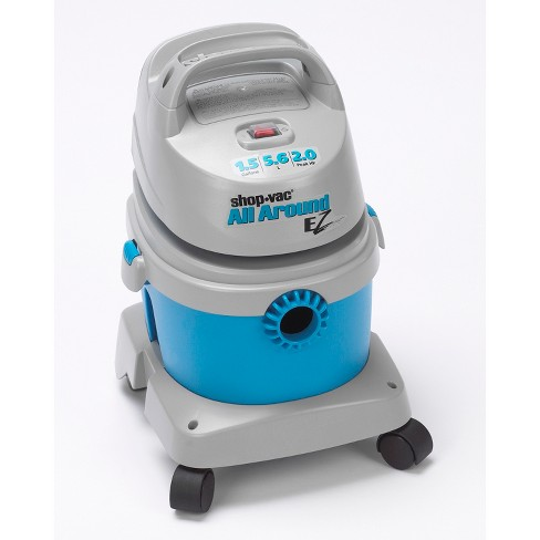 Shop-Vac 1.5gal All Around EZ Wet/Dry Vac - Blue - image 1 of 11