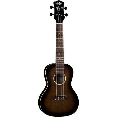 Luna Guitars Artist Vintage Distressed Concert Ukulele Distressed Vintage Brownburst