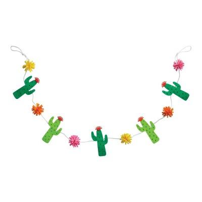 Cactus Felt Banner - Spritz™