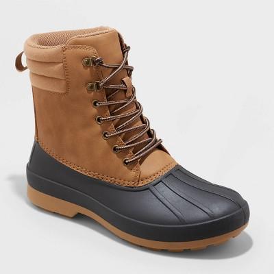 Men's Cody Waterproof Duck Boots - Goodfellow & Co™