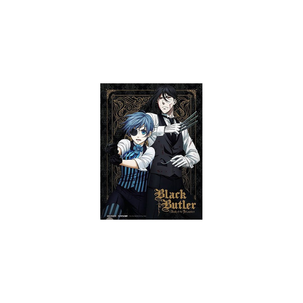 Black Butler:Book Of The Atlantic (Dvd)