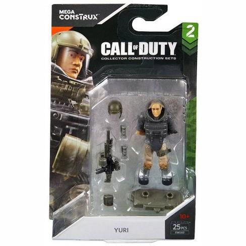 Call Of Duty Specialists Series 2 Yuri Mini Figure Target