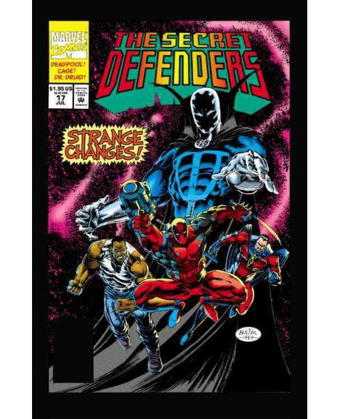 Deadpool and the Secret Defenders (Paperback) (Tom Brevoort & Mike Kanterovich) - image 1 of 1