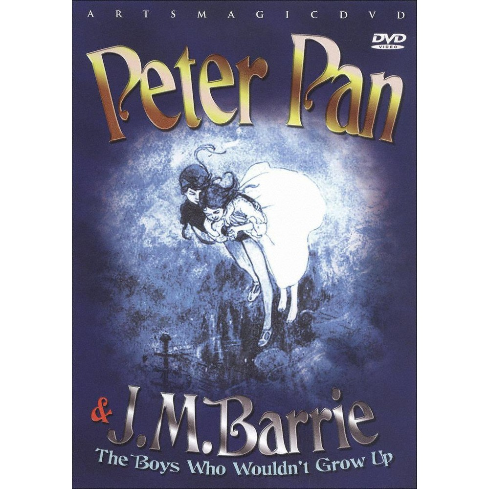 Peter Pan & Jm Barrie:Boys Who Wouldn (Dvd)