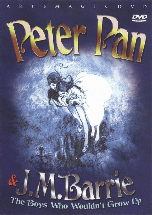 Peter pan & jm barrie:Boys who wouldn (DVD) - image 1 of 1