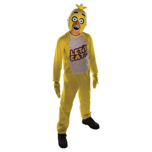 Kids' Five Nights at Freddy's Chica Costume - image 1 of 1