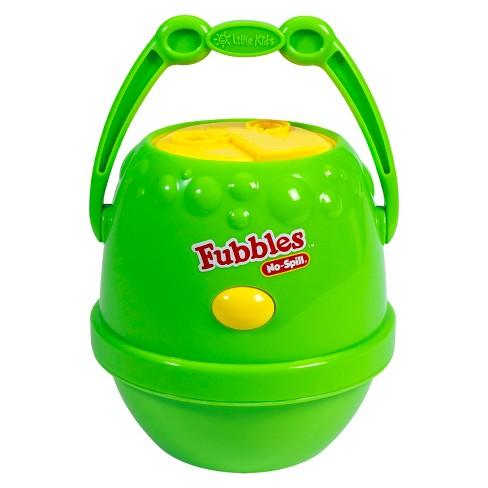 No Spill Bubble Machine - image 1 of 2