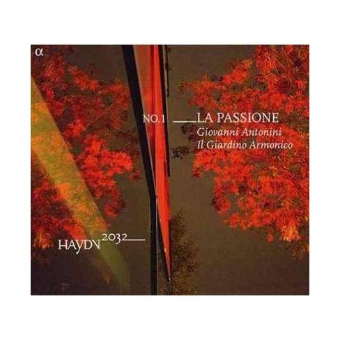 Giovanni Antonini - Haydn 2032: La Passione: Vol. 1 (CD) - image 1 of 1
