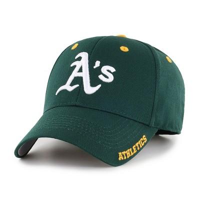 MLB Oakland Athletics Frost Adjustable Cap/Hat by Fan Favorite