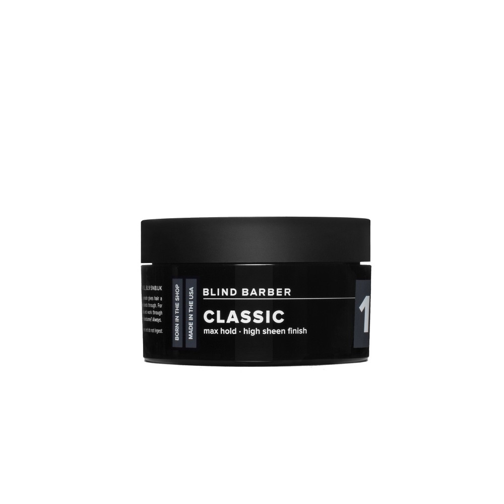 Image of Blind Barber 101 Proof Classic Pomade - Max Hold High Sheen Finish