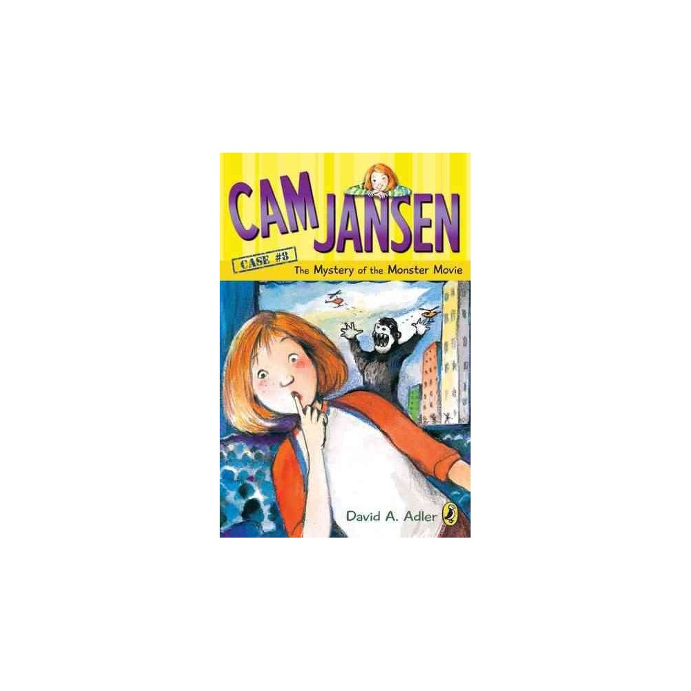 Cam Jansen and the Mystery of the Monste ( Cam Jansen Adventure) (Paperback)