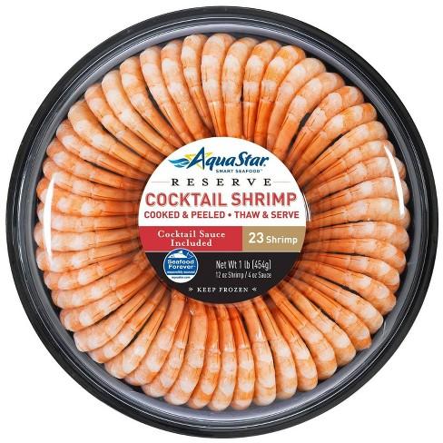 Aqua Star Shrimp Ring - 16oz - image 1 of 2