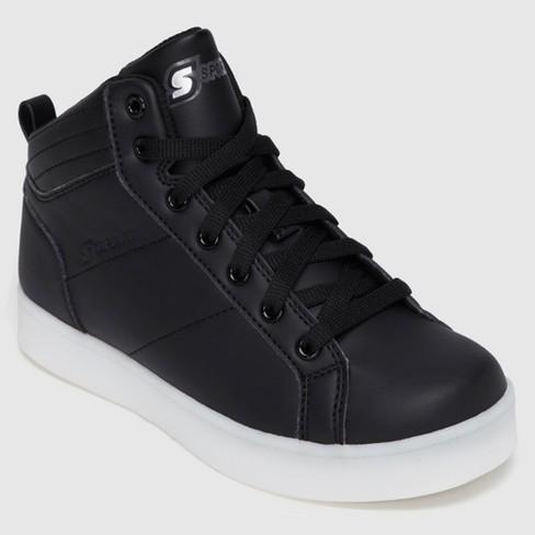69fc5cd1e50d Boys  S Sport By Skechers Jayden Light Up Athletic Shoes - Black   Target