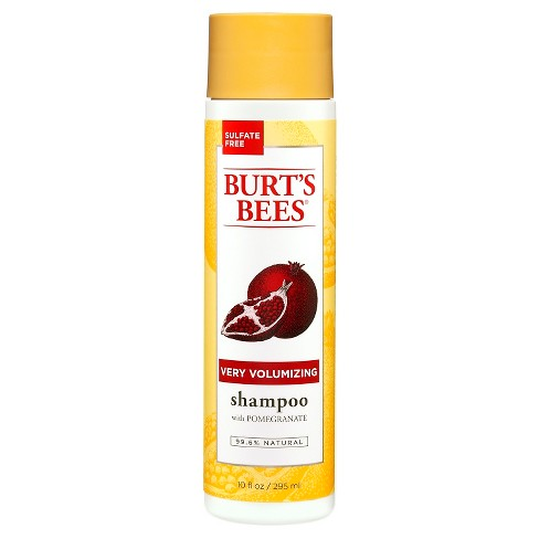 Burt's Bees Very Volumizing Shampoo with Pomegranate - 10oz - image 1 of 1