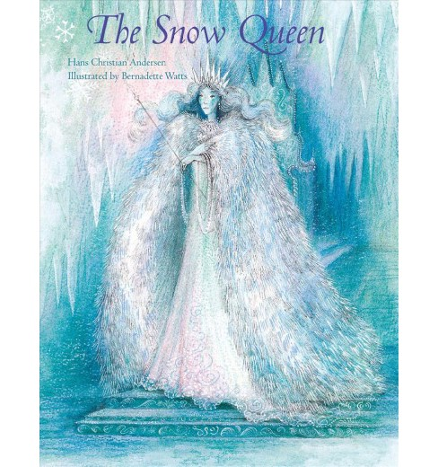Snow Queen -  by Hans Christian Andersen (Hardcover) - image 1 of 1