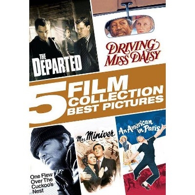 5 Film Collection: Best Pictures (DVD)(2015)