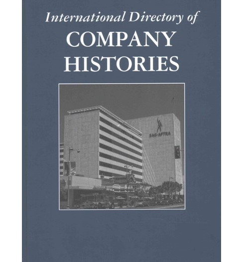 International Directory of Company Histories (Vol 186) (Hardcover) - image 1 of 1