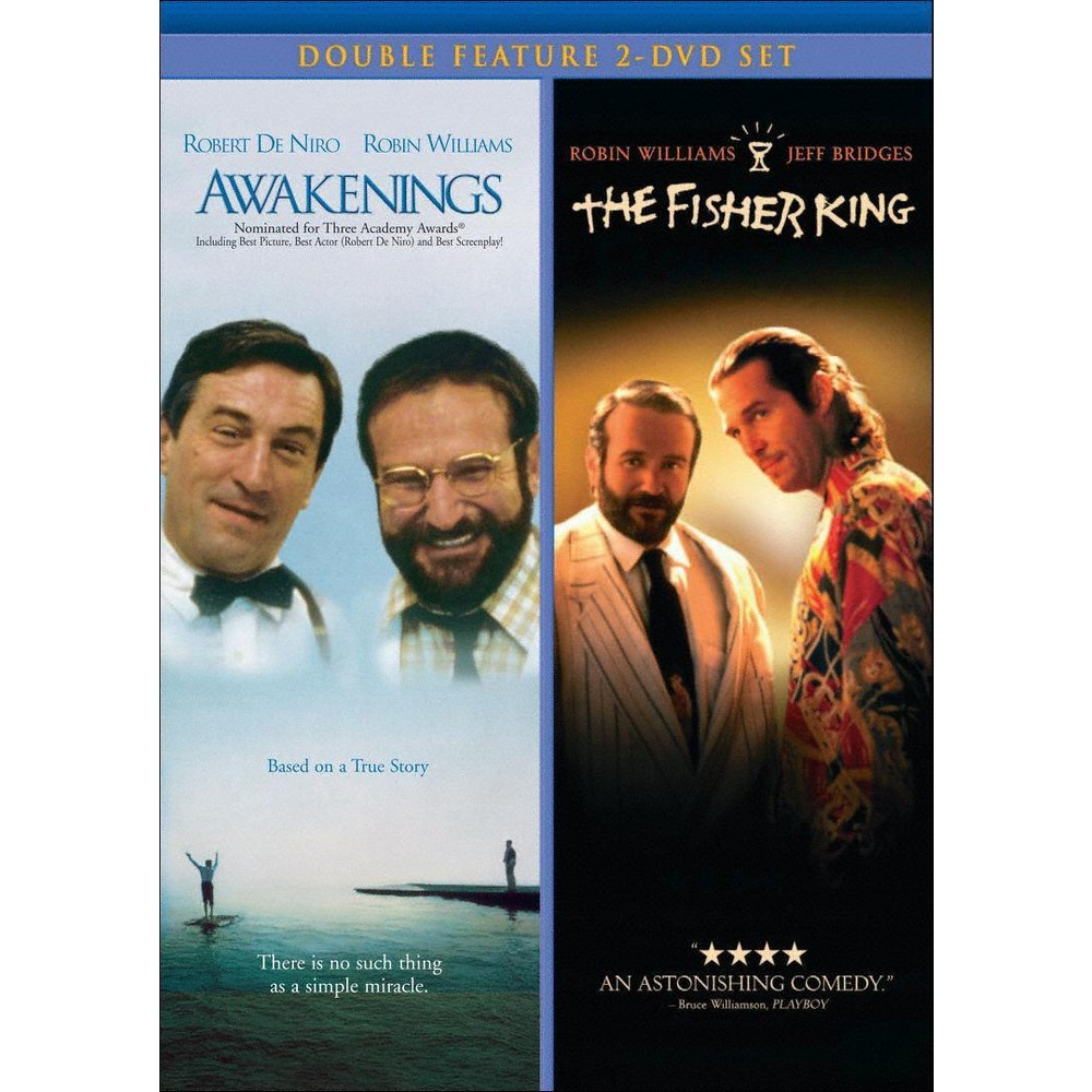 Awakenings/Fisher king (Dvd)