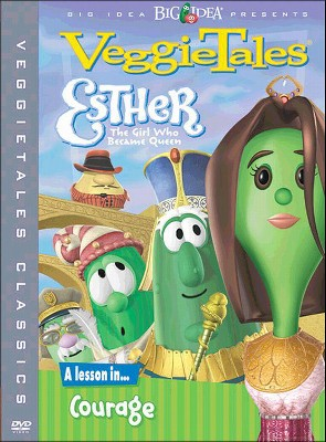 Veggie Tales: Esther, The Girl Who Became Queen (DVD)(2004)