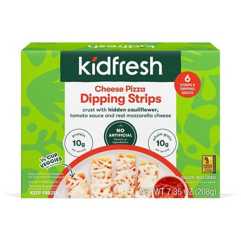 Kidfresh Vegetarian Pizza Dipping Strips - 7.35oz - image 1 of 3