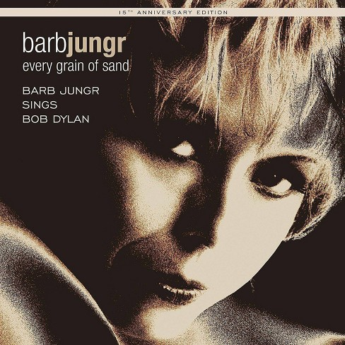 Barb Jungr - Every Grain of Sand (CD) - image 1 of 1
