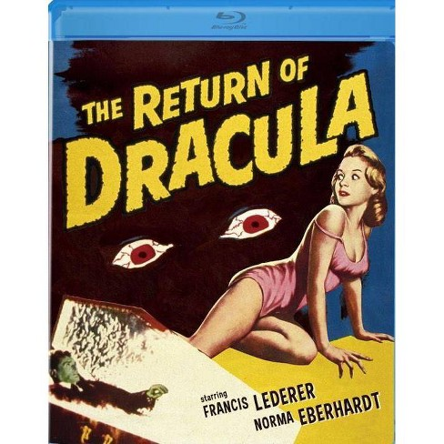The Return Of Dracula (Blu-ray)(2016) - image 1 of 1