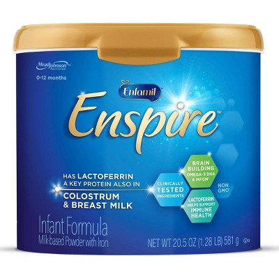 Enfamil Enspire Infant Formula Powder Tub - 20.5oz