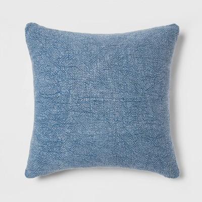 Linen Square Throw Pillow - Threshold™