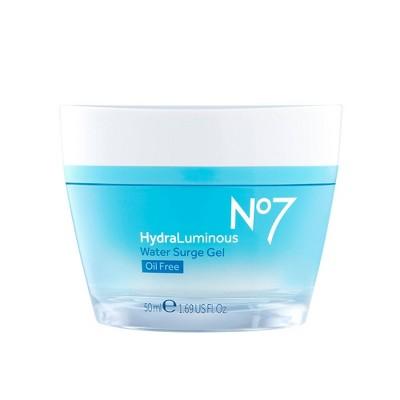 No7 HydraLuminous Water Surge Gel - 1.69 fl oz