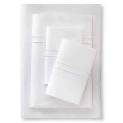 Supima Hotel Sheet Set (King)White - Fieldcrest™