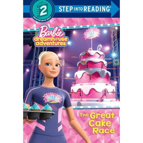 Peachy The Great Cake Race Barbie Dreamhouse Adventures Step Into Reading Hardcover Download Free Architecture Designs Rallybritishbridgeorg