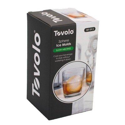 Tovolo Sphere Ice Molds Set of 2