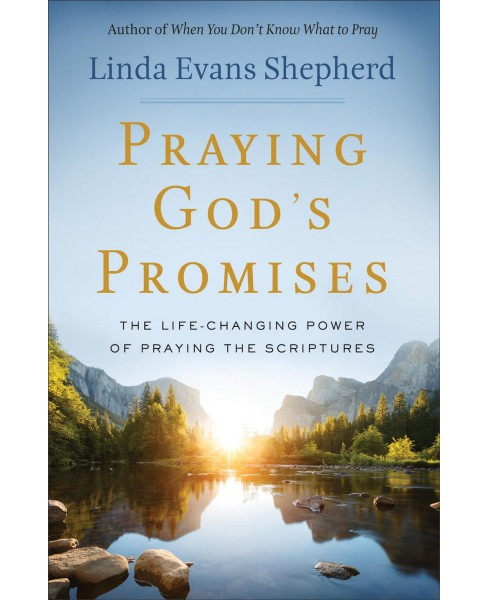 Praying God's Promises : The Life-changing Power of Praying the Scriptures -  (Paperback) - image 1 of 1