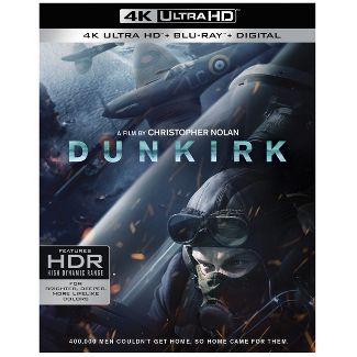Dunkirk (4K/UHD + Blu-ray + Digital)