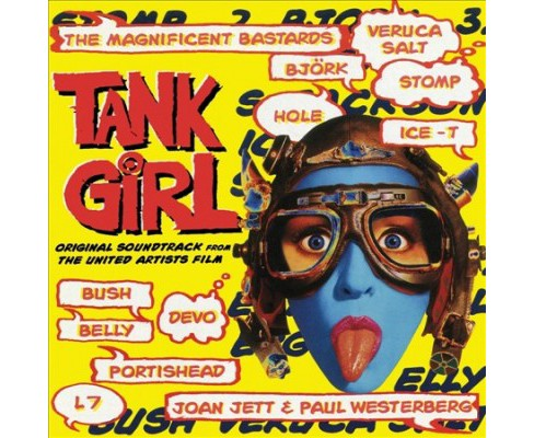Various - Tank Girl (Ost) (Vinyl) - image 1 of 1