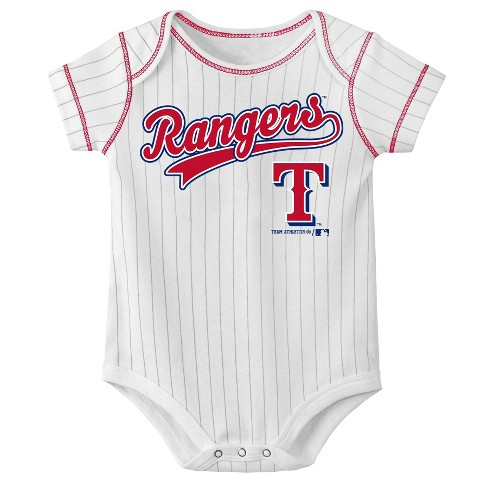 new style aa972 3ed02 MLB Texas Rangers Boys' 3pk Bodysuit Set
