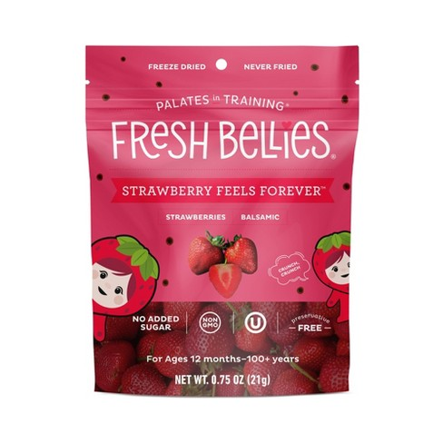 Fresh Bellies - Strawberry Feels Forever - image 1 of 4