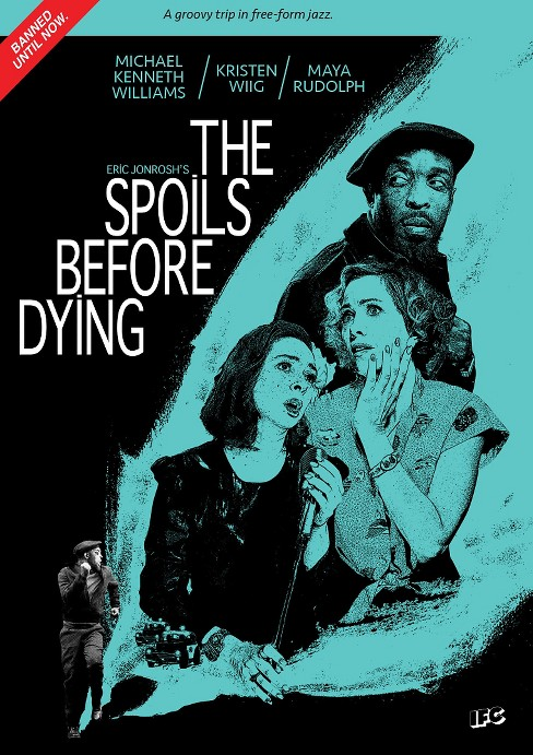Spoils Before Dying (DVD) - image 1 of 1