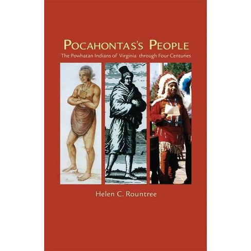 Pocahontas's People, Volume 196 - (Civilization of the American Indian) by  Helen C Rountree (Paperback) - image 1 of 1