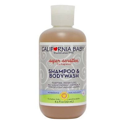 Baby Shampoo: California Super Sensitive