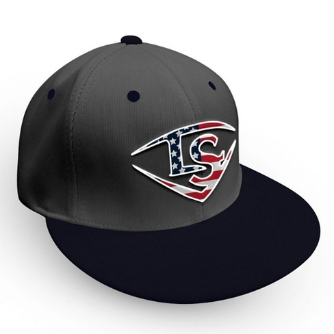 Louisville Slugger Flat Bill USA Baseball Softball Trucker Hat   Target 2bd51de0dfd