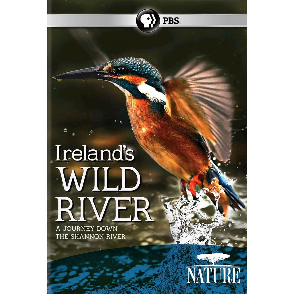 Nature:Ireland's Wild River (Dvd)