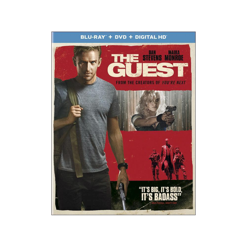 Guest (Blu-ray), Movies