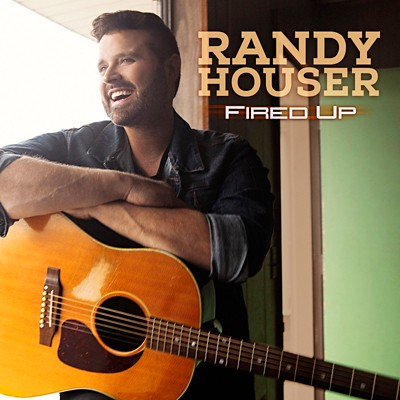 Randy Houser - Fired Up (CD)